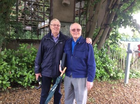 Stuart and Ian Sheilds